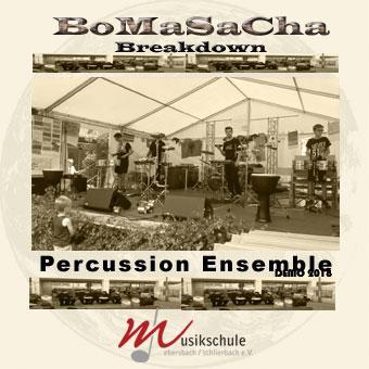 Bomasacha Breakdown CD-Cover